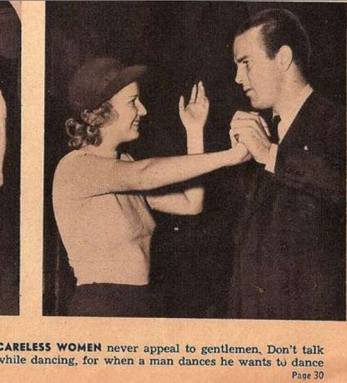 Vintage Dating Advice