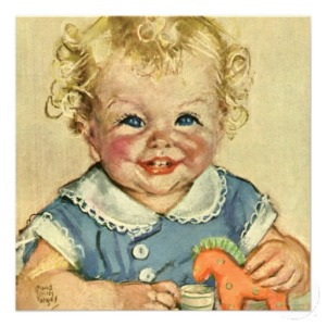 vintage_cute_blond_curls_baby_smile_baby_shower_invitation-rbc1a08b23c424b77a9fbbde65f349f95_8dnmv_8byvr_512